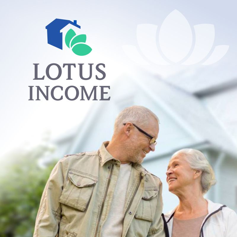 Lotus Income Reverse Mortgage Website